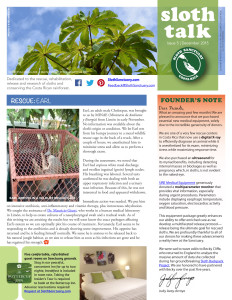 Read a PDF version of our latest news & updates as of December 2015